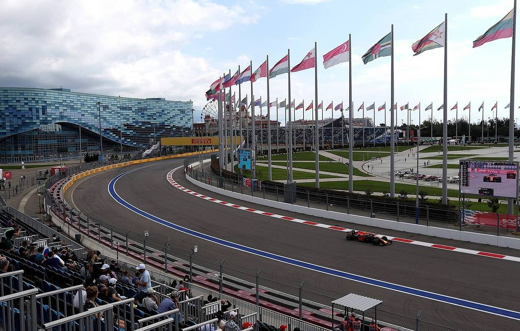 Date of F1 Azerbaijan Grand Prix 2020 revealed