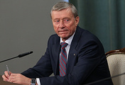CSTO Secretary General Nikolay Bordyuzha