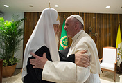 Patriarch Kirill, of Moscow and All Russia and Pope Francis