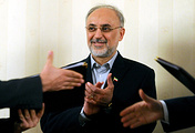 , Iranian Vice-President and Head of Iran's Atomic Energy Organization Ali Akbar Salehi