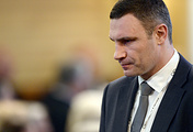Kiev Mayor Vitali Klitschko