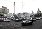 Kiev's Independence Square (Maidain)