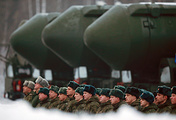 RS-24 Yars ballistic missile systems