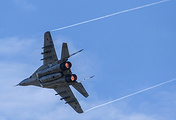 MiG-29 twin-engine jet fighter aircraft