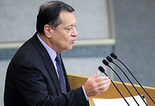 Chairman of the Russian State Duma's Budget and Tax Committee Andrey Makarov