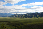 Tuva Valley of the Kings