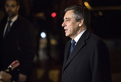French foreign minister Francois Fillon