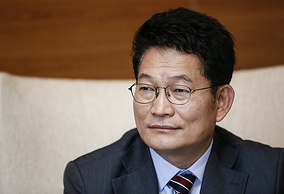 South Korean president's special envoy Song Young-gil
