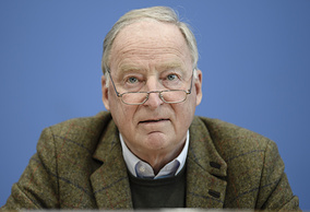 Deputy leader of the Alternative for Germany party Alexander Gauland