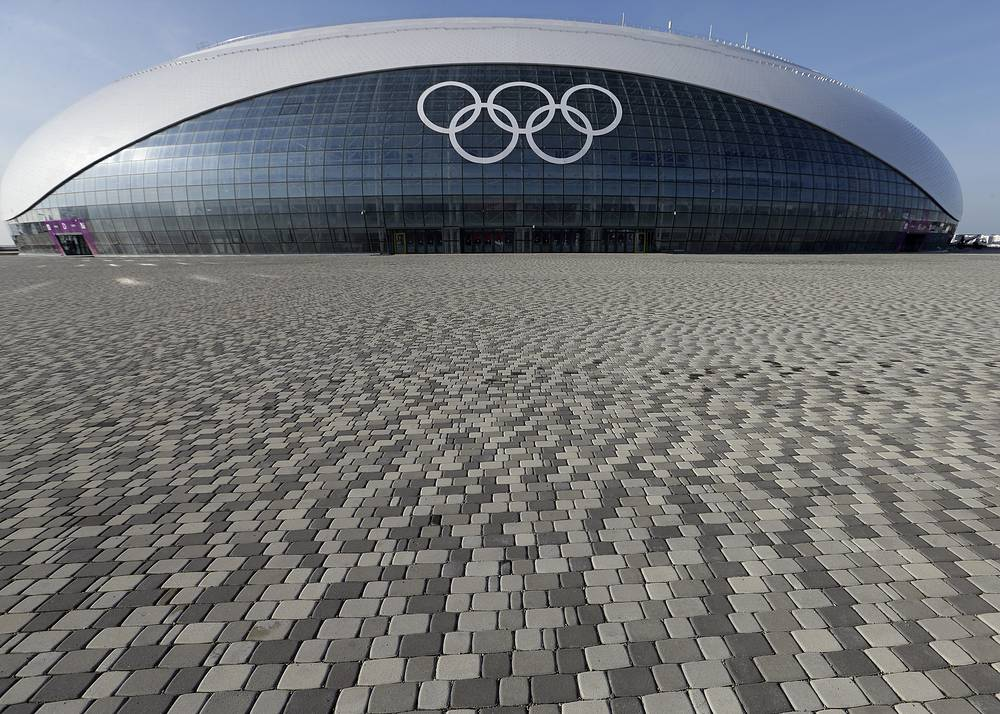 Bolshoy Ice Dome is to be used as the main ice hockey venue
