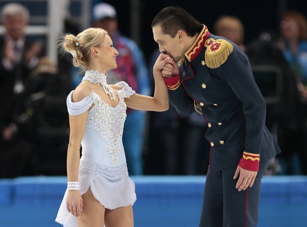 The performance brought them ten scores and put the Russian team result ahead of others