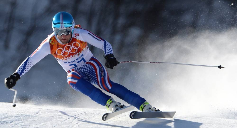 Russian alpine skier Alexander Glebov used to represent Slovenia under the name of Alec Glebov. He's competed for Russia since 2012
