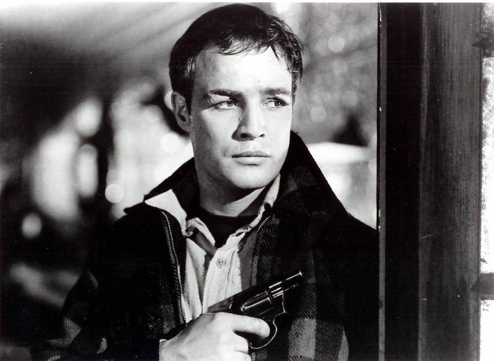 By the mid-1950' Brando had become a sex symbol of the decade