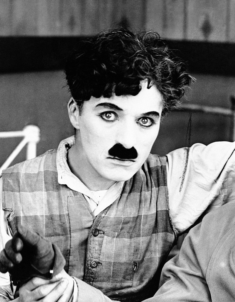 "Charlie Chaplin is the creator of one of the most well-known screen persona of the 20th century —  ""the Tramp"""