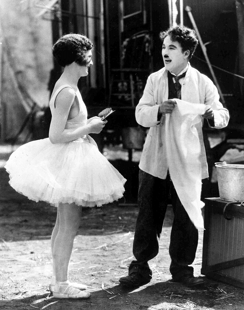 'The Circus' (1928) was nominated for Best Actor Oscar