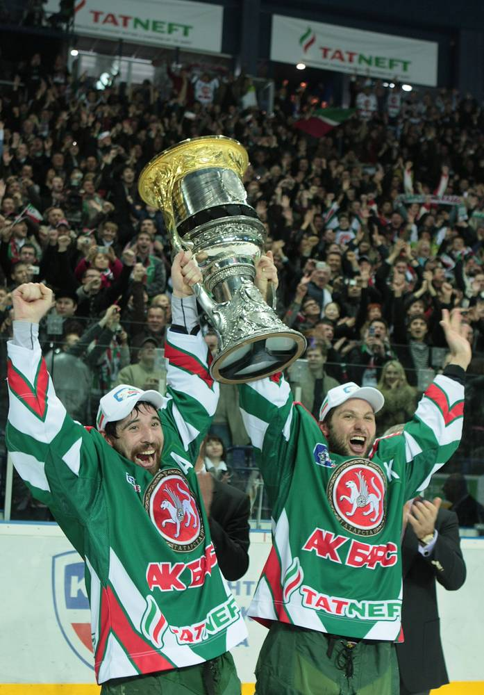 The Cup was named after cosmonaut Yuri Gagarin, the first human in space. Gagarin is associated with great accomplishment