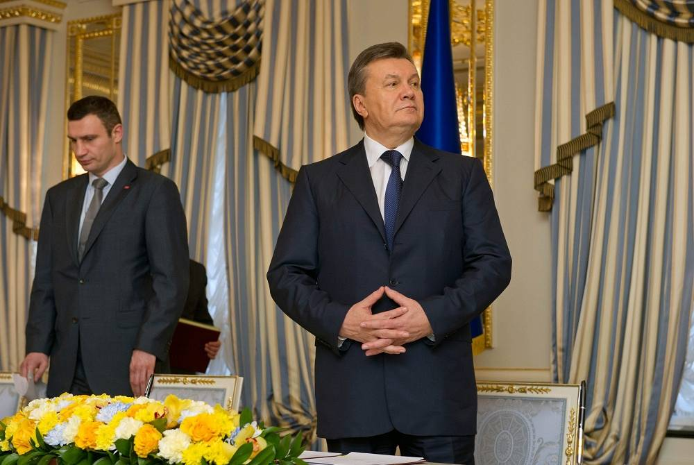 At the meeting of Viktor Yanukovych and the leaders of opposition on January 25 2004 Yanukovych proposed a vice-premier post to Klitschko, but the oppositionist refused