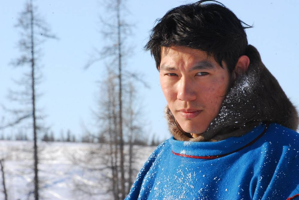 Russian director Vladimir Tumaev will present a story ('White Yagel') of a local place in the Tundra preparing for a wedding