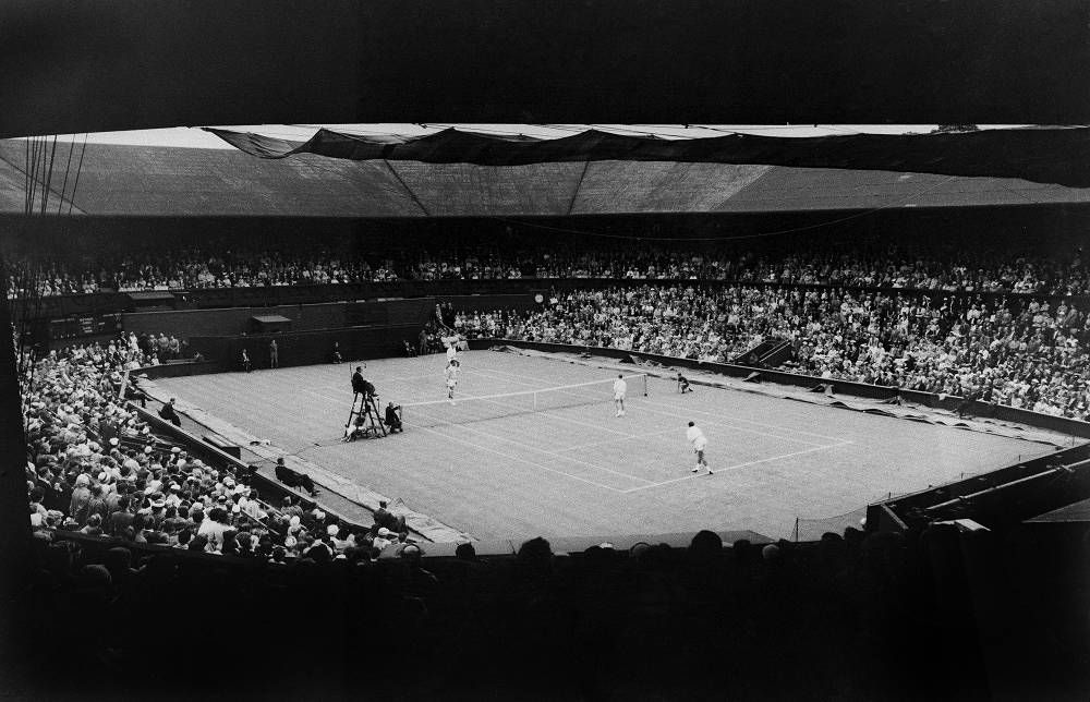 Wimbledon is the oldest tennis tournament in the world. In 1877 it was held at the All England Lawn Tennis and Croquet Club in London.  The Gentlemen's Singles was the only event held