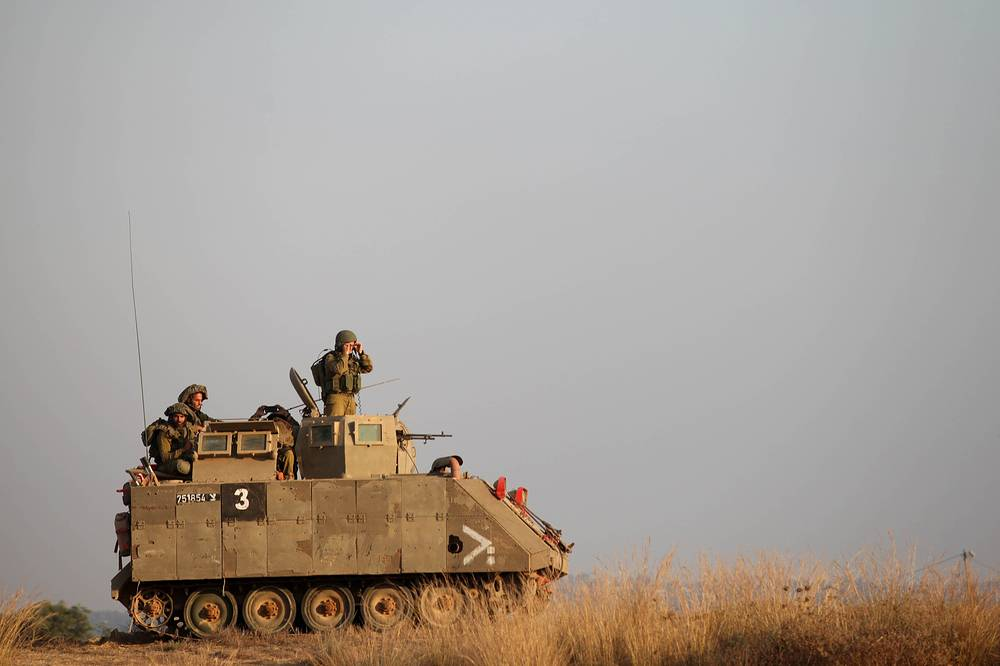 On July 15, there was a brief ceasefire. Israel's Defense Forces abstained from strikes on the Gaza Strip for six hours abiding by a ceasefire agreement suggested as part of Egypt's peace initiative
