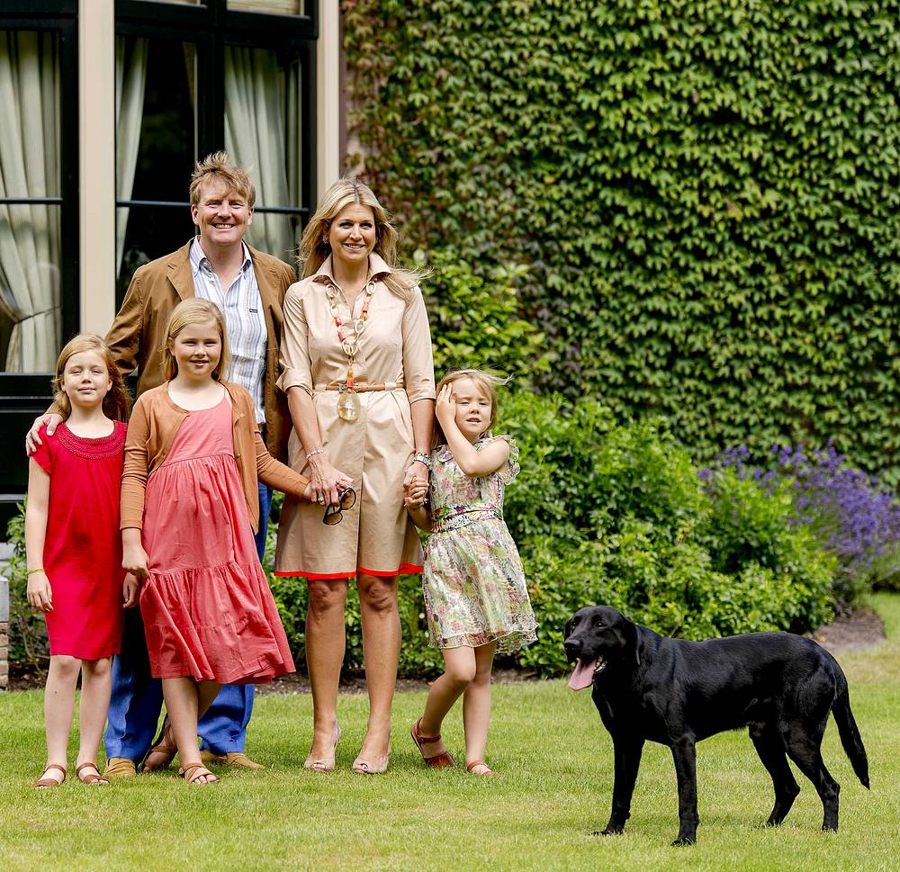 The Dutch Royal family have a dog called Skipper