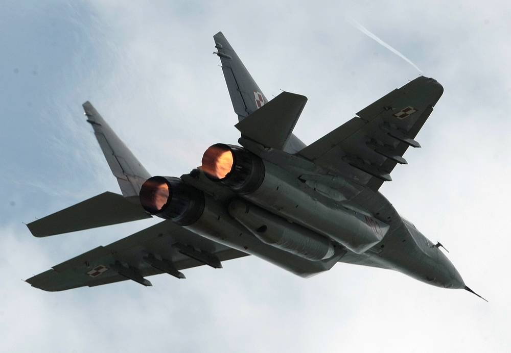 The Mikoyan MiG-29 is, along with the larger Sukhoi Su-27, one of the most used aircraft in the Russian Air Force