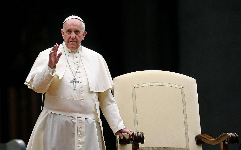 4. Pope Francis