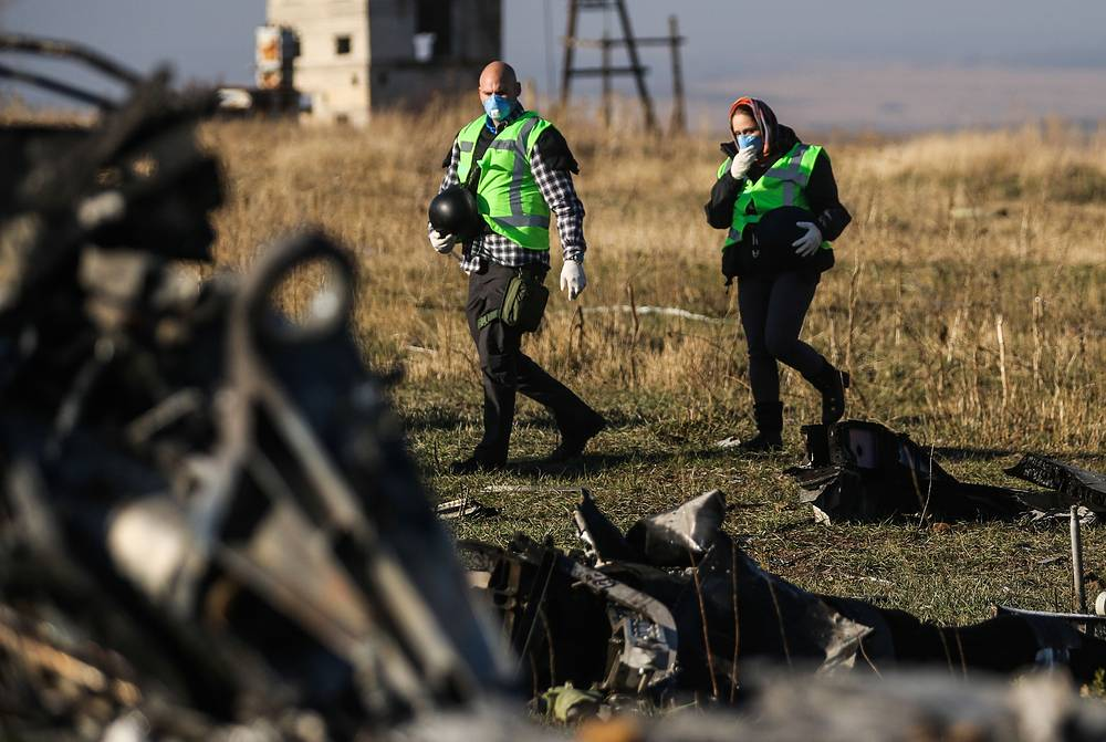 Sources in the self-proclaimed Donetsk Republic's emergencies and transportation ministries said that the transportation of the plane's wreckage to the Netherlands could start on November 7