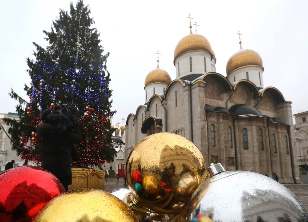 5.5 thousand childen will visit Kremlin for New Year celebration on December 26