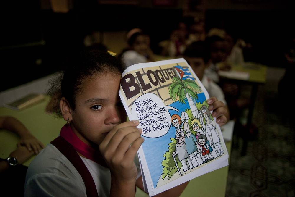 From 1992 the UN General Assembly voted overwhelmingly to condemn the US commercial, economic and financial embargo against Cuba