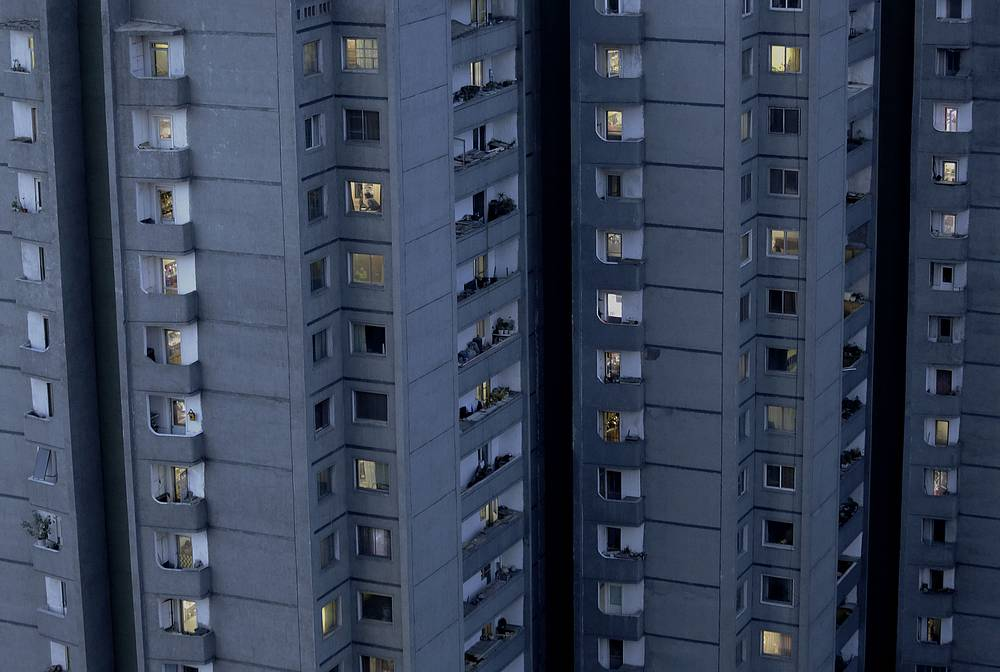 Pyongyang is divided into 19 districts and one county. Majority of North Koreans live in high-rise apartments in Pyongyang