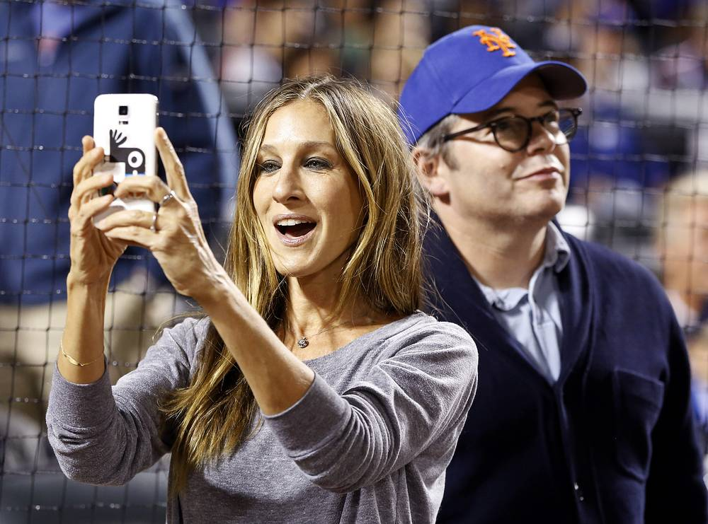 Actress Sarah Jessica Parker and Broadway actor Matthew Broderick have been married for 20 years now