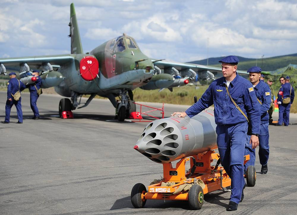 It entered service with the Soviet Air Forces in 1985