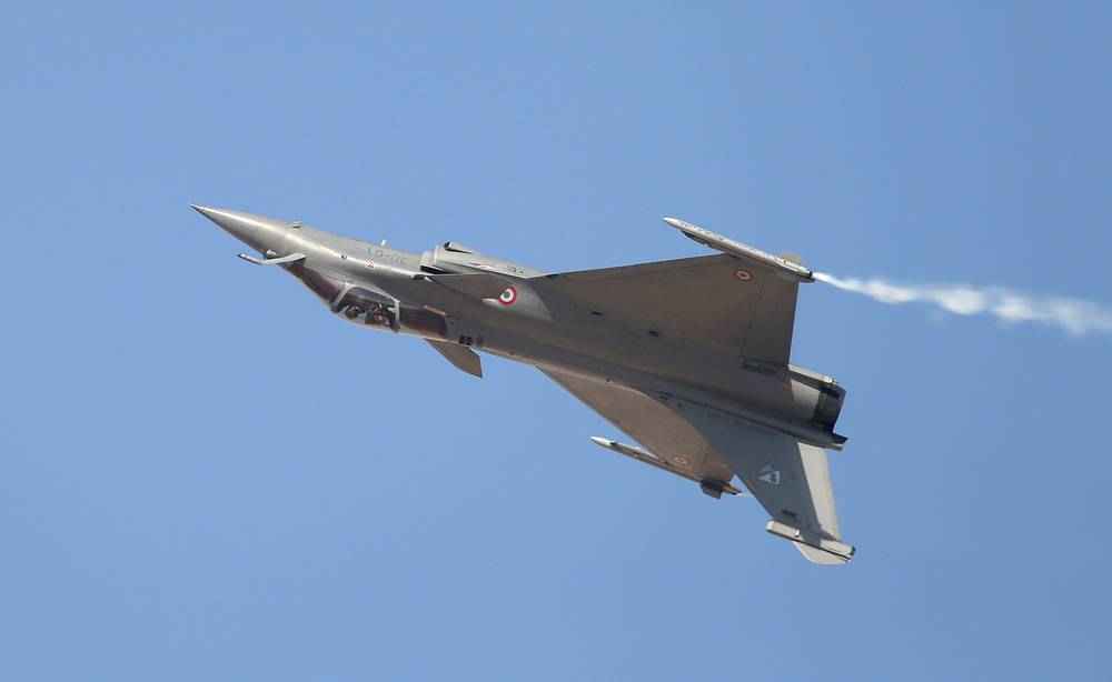 Dassault Rafale multirole fighter aircraft