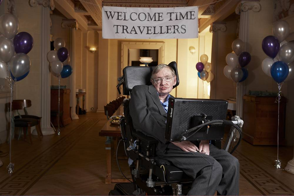 Stephen Hawking died on 14 March 2018, at the age of 76