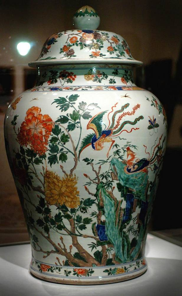 In 2006, three gigantic 300-year-old Qing Dynasty-era vases were destroyed by a museum visitor who tripped on his shoelace. Luckily, a special ceramic restorer had the pieces back in the museum after six months of work