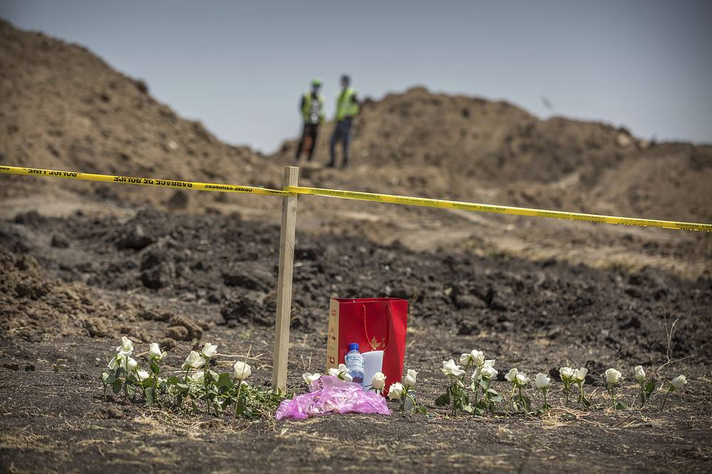 According to preliminary data, nineteen employees of the United Nations were killed in the plane crash in Ethiopia
