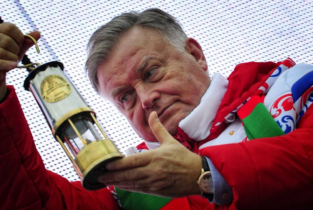 RZD CEO Vladimir Yakunin, $15 million