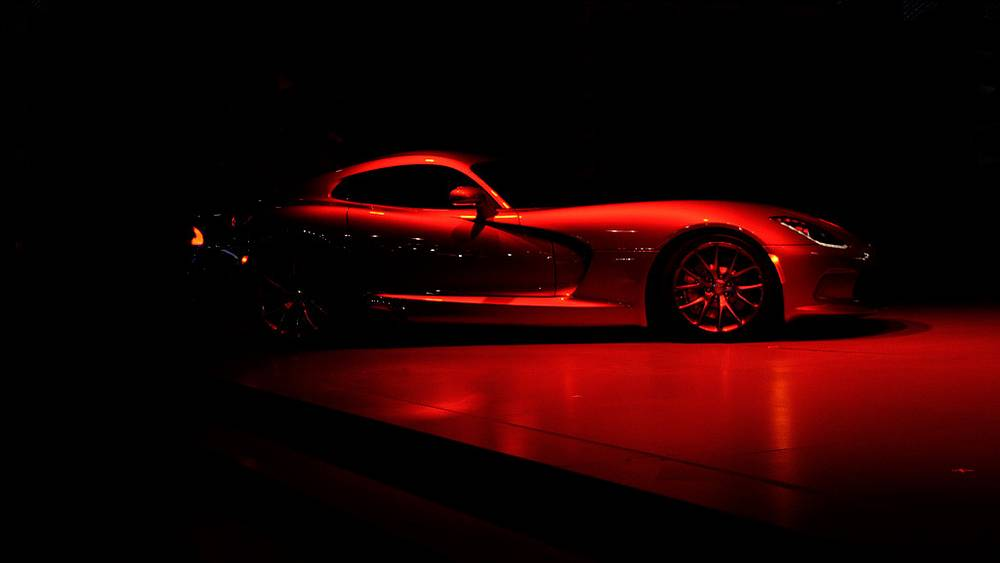 Chrysler's SRT Viper