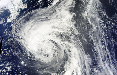 Chanthu typhoon heading straight for Russia's Sakhalin