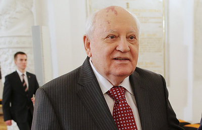 Ex-Soviet leader Gorbachev urges nation to learn from aborted August 1991 coup