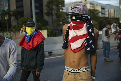 US shows no shame in teaching Venezuelan opposition what to do, says Lavrov