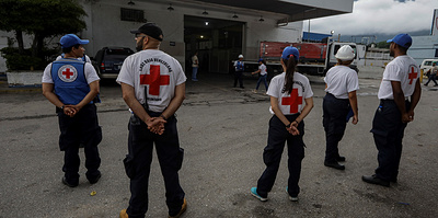 Red Cross delivers 24 tonnes of humanitarian aid to Venezuela – minister