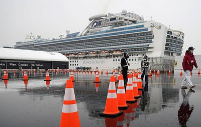 Two passengers of Diamond Princess cruise ship die after contracting novel coronavirus