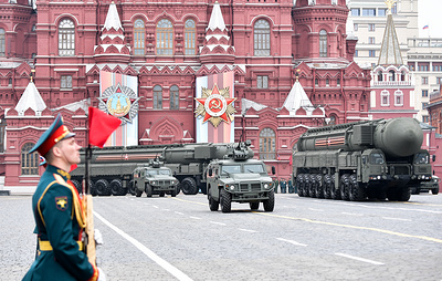 Plans on holding Victory Day parade in Moscow unchanged, Kremlin says