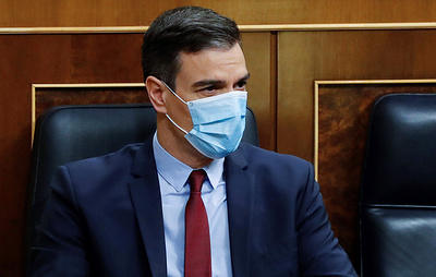 Spain to observe 10-day mourning for coronavirus victims – premier