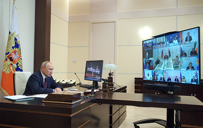 Ban on alienation from Russia important for certain 'sensitive territories', says Putin