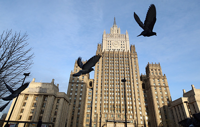 Russian Foreign Ministry calls on parties to Nagorno-Karabakh conflict to cease fire