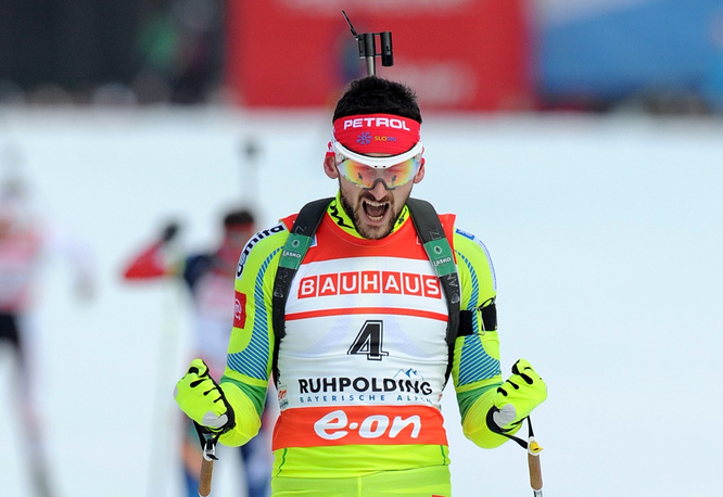 Slovene biathlete Jakov Fak used to represent Croatia till 2010. At Vancouver Olympics he was the flag bearer for Croatia. In Sochi he competes for Slovenia