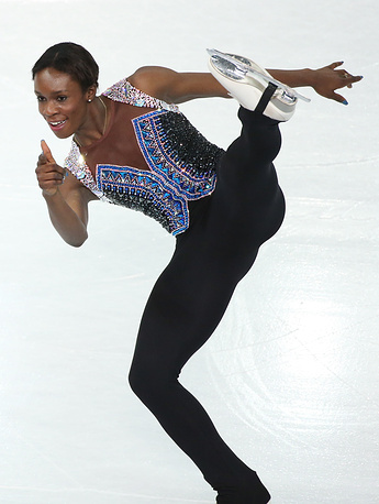 Mae Berenice Meite of France